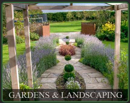 Garden and Landscaping Services in linclnshire